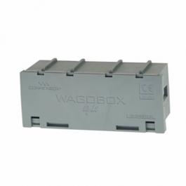 10 x WAGOBOX Multi-Purpose Junction Box Grey 108mm x 39mm x 44mm 51008291
