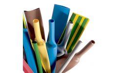 Easi-Shrink Heatshrink Sleeving 6.4mm Dia. - All Colours
