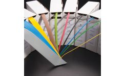 Easi-Shrink Boxed Sleeving 25.4mm(dia) - All Colours