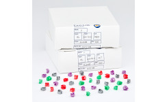 Easi-Lok Colour Coded  Cable Markers- In Boxes 2/4 - 2.5-16.0mm²