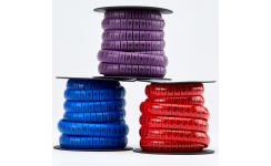 Cablecraft K-Type Tie-On Cable Markers - Colour Coded - Reels