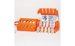 Easi-Tape Self-Adhesive Marker Tape Cassette & Refills