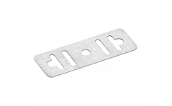D-Line Safe-D Fire Rated F-Clip 30 - Flex, Fit, Fold - Pack of 50