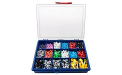SAKF1 Small French Cord End Kit - 18 Compartment