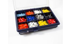 Mini German Cord End Terminal Kit - 12 Compartment