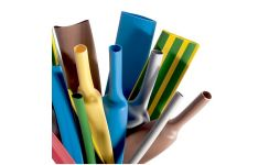 Zero Halogen Sleeving 9.5mm(dia) - All Colours