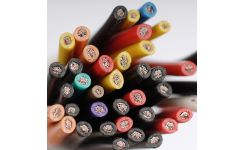 Tri-Rated Cable 0.5mm Black