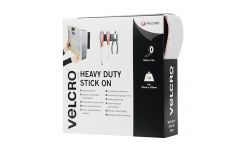 VELCRO® Brand Heavy Duty Stick On Hook & Loop Tape