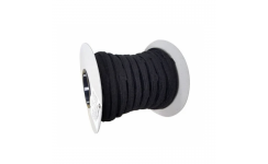 VELCRO® Brand Black Cable Ties - on Reels