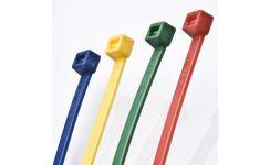 Nylon Coloured Tie Width 2.5mm