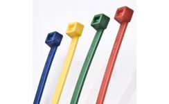 Nylon Coloured Tie Width 4.5mm