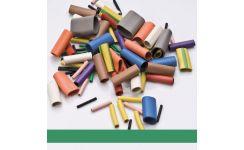 Neoprene Cable Sleeves - Green