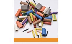 Neoprene Cable Sleeves - Orange