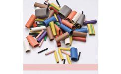 Neoprene Cable Sleeves - Pink