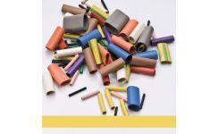 Neoprene Cable Sleeves - Yellow