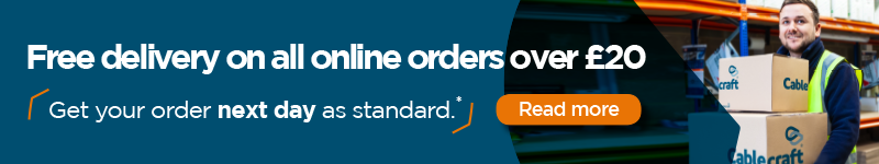 Free delivery on all UK online orders over £20